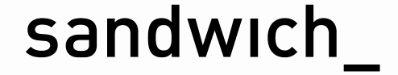 Sandwhich logo